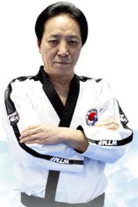 Grandmaster Kim Ho Jae