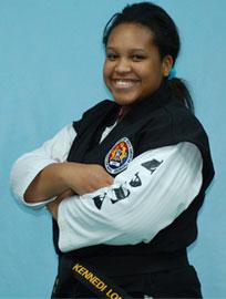 2nd Dan Taekwondo
