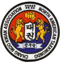 Chang Moo Kwan Taekwondo Patch