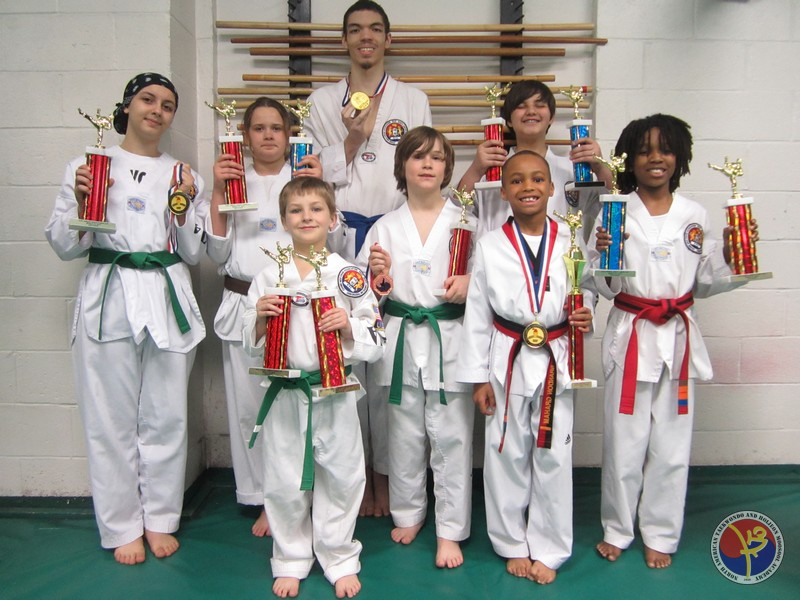 Great Lakes Cup Taekwondo Tournament 2016